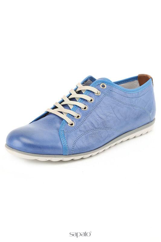 Ботинки Dali Полуботинки голубые
