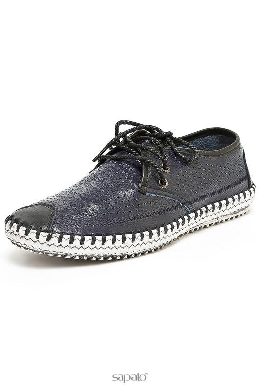 Ботинки LIFEXPERT Полуботинки синие
