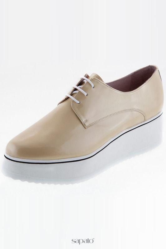 Ботинки Sessa Туфли коричневые