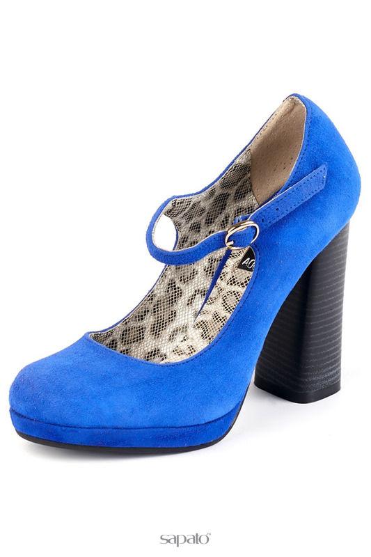 Туфли AVAVA Туфли синие