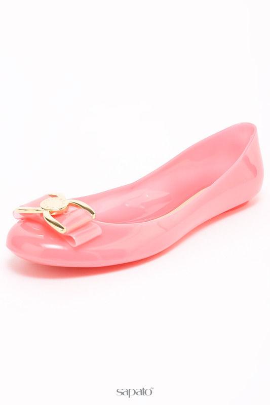 Балетки Furla Балетки розовые