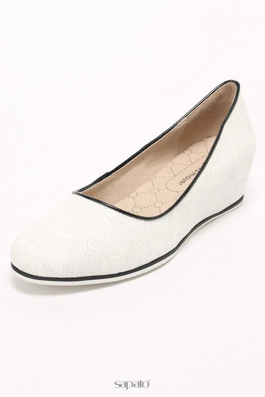 Туфли Eva Mayer Туфли белые