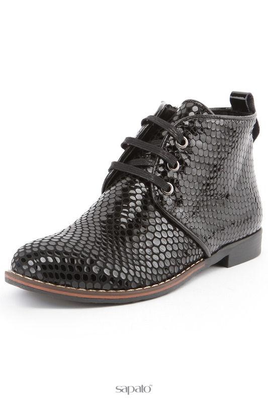 Ботинки DESTINO STYLE Ботинки чёрные
