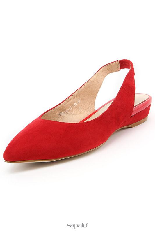 Босоножки Evita Босоножки красные
