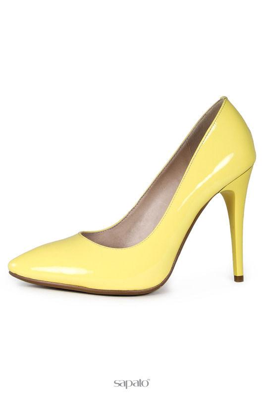 Туфли Marko Туфли жёлтые