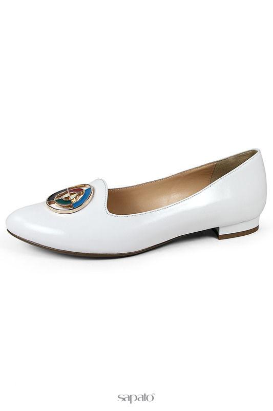 Туфли Bravo Туфли белые