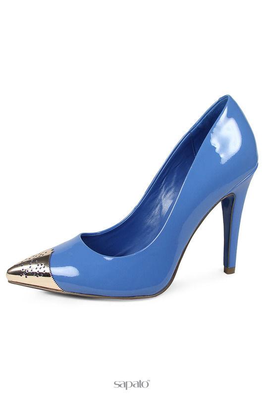 Туфли Bravo Туфли голубые
