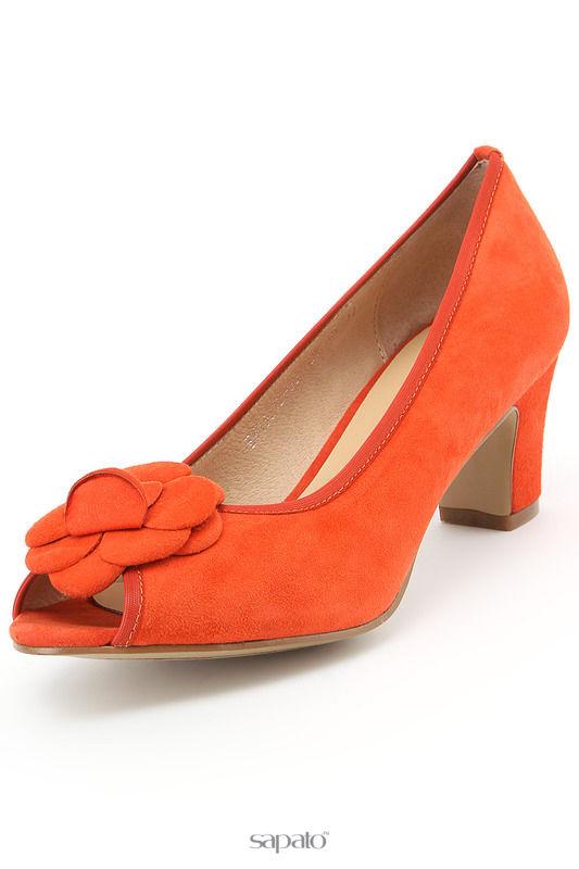 Туфли Evita Туфли открытые оранжевые