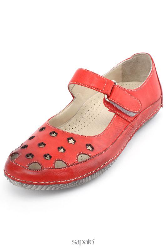 Туфли ATIKER Туфли красные