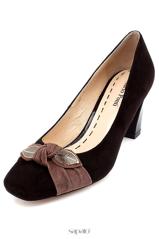 Туфли MARIO PONTI Туфли коричневые