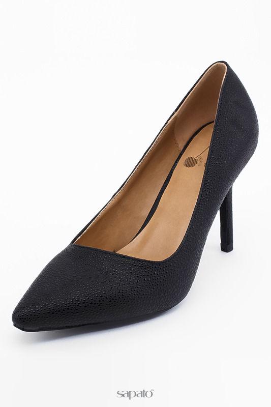 Туфли Dino Ricci trend Туфли чёрные