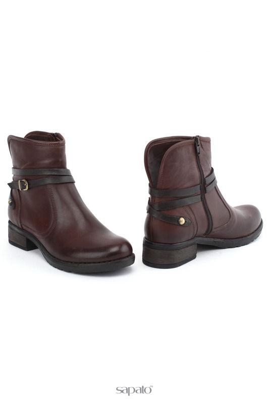 Ботинки ATIKER Ботинки коричневые