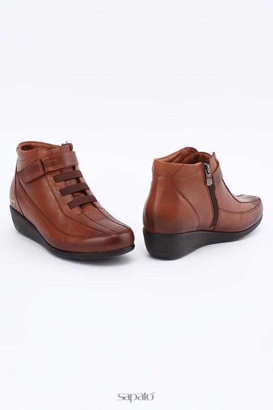 Ботинки ATIKER Ботинки оранжевые