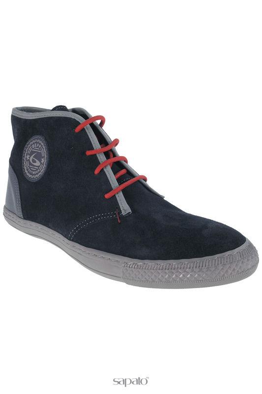 Ботинки Beppi Ботинки синие