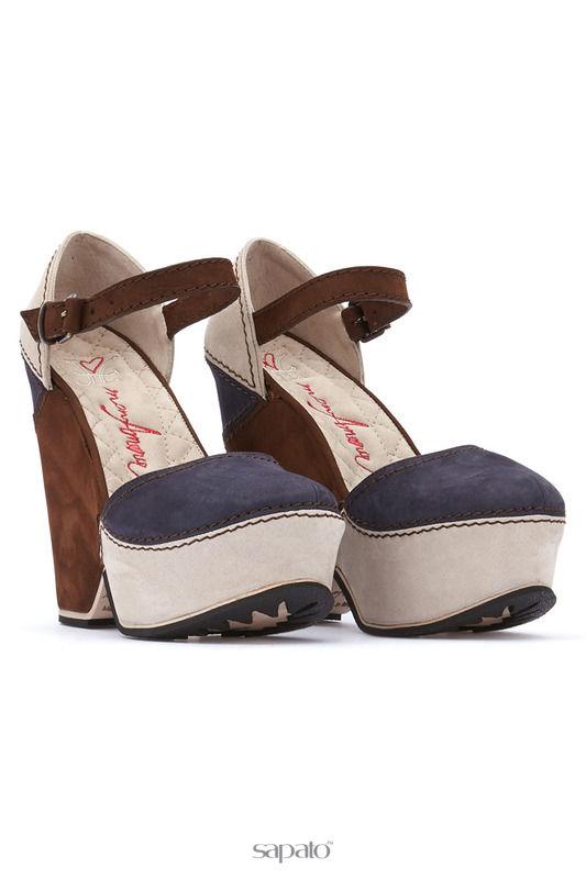 Босоножки Fabi mon amour Босоножки на каблуках белые