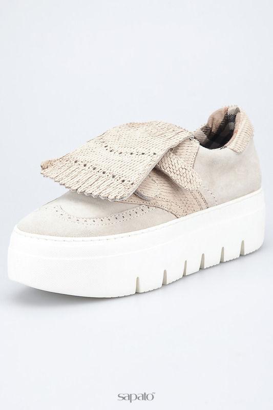 Ботинки SOYA FISH Ботинки белые