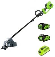 Greenworks 2100207 G-MAX 40V GD40STK2X