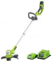 Greenworks 2100007a 24V Deluxe G24ST30MK2