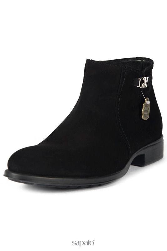 Ботинки Good Man Ботинки чёрные