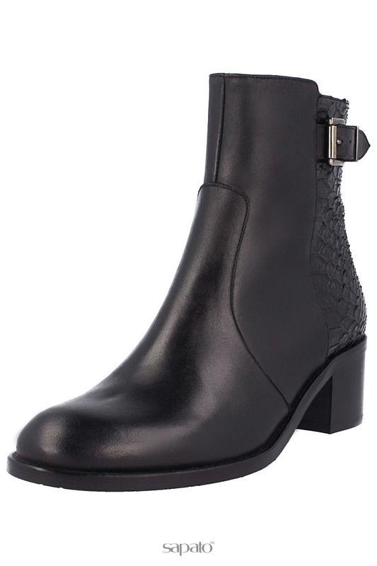Ботинки Roberto Botella Ботинки чёрные