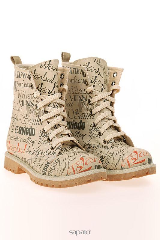 Ботинки Elite Goby Ботинки коричневые