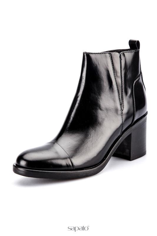 Ботинки Fabrica Morichetti Ботинки жёлтые