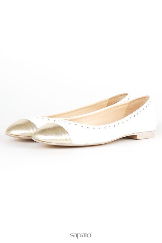 Туфли Gianmarco Benatti Туфли белые