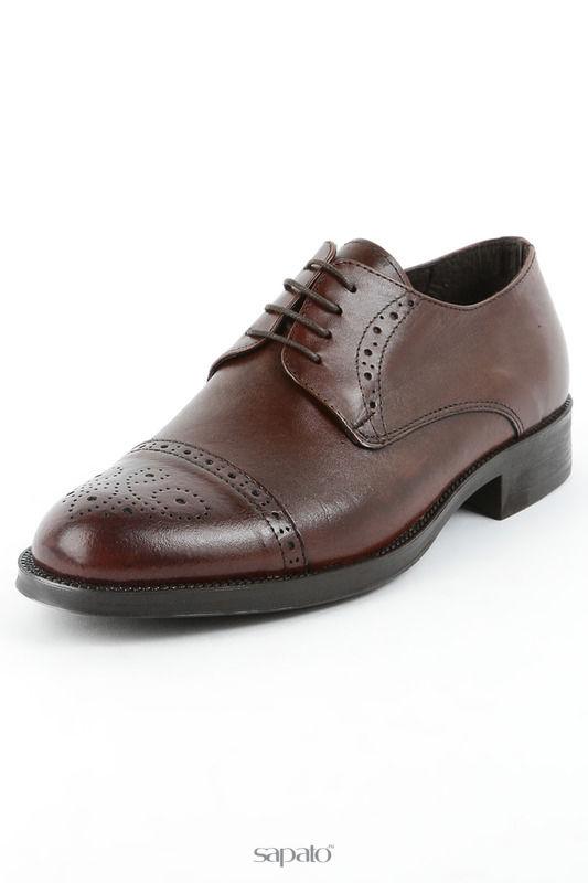 Ботинки SK Полуботинки коричневые