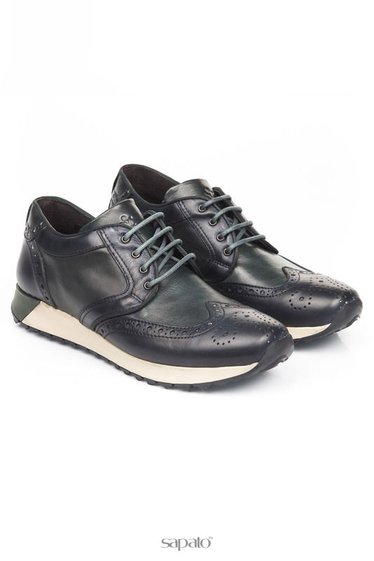 Кроссовки UominItaliani Ботинки коричневые