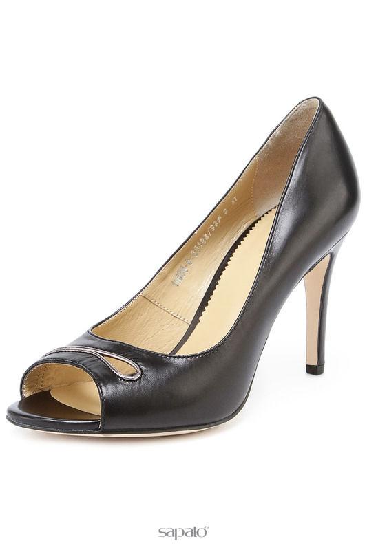 Туфли Alba Босоножки серые