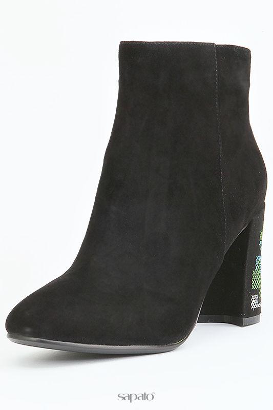 Ботильоны BONETTI Ботинки чёрные