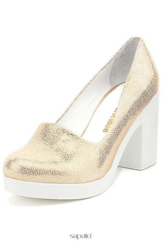 Туфли Donna Ricco Туфли белые