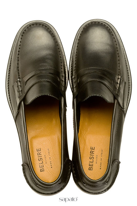 Ботинки BELSIRE MILANO Ботинки синие