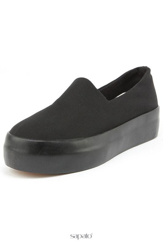 Ботинки SHENZH Кеды чёрные