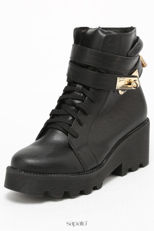 Ботинки MYSMAG Ботинки чёрные
