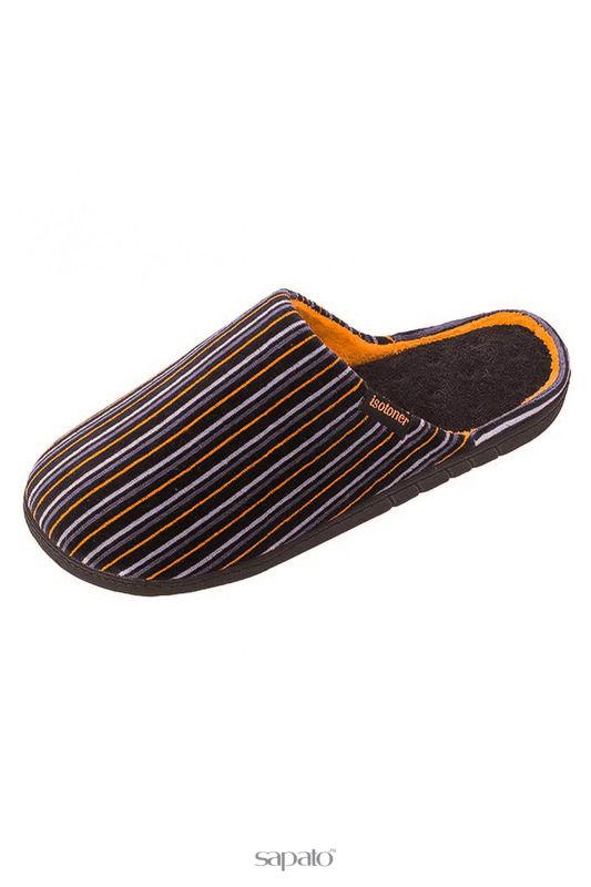 Домашняя обувь Isotoner Тапочки эргономичные Мультиколор