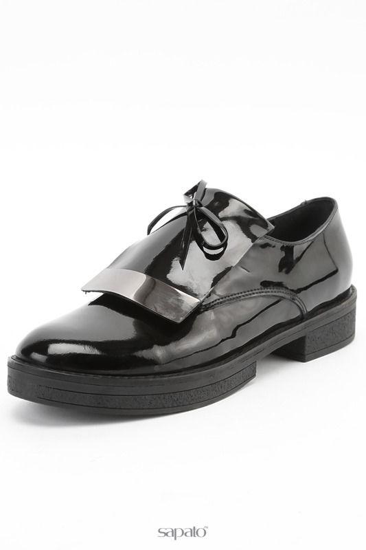 Туфли Almare Туфли чёрные