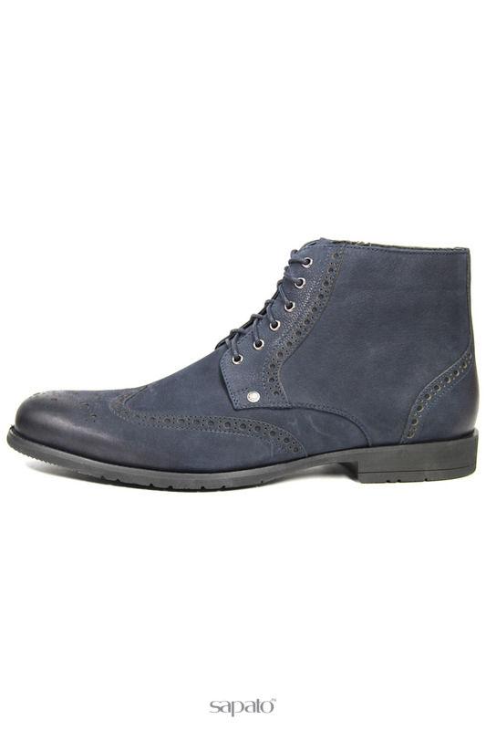 Ботинки Bravo Ботинки синие