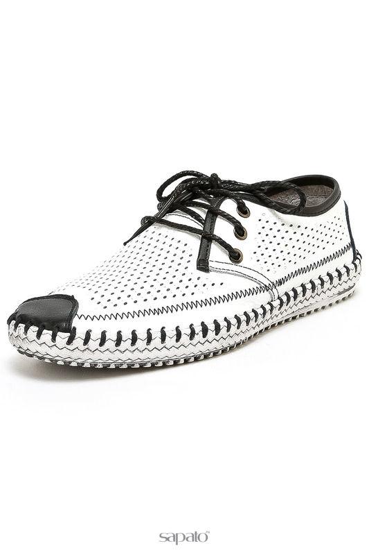 Ботинки LIFEXPERT Полуботинки белые