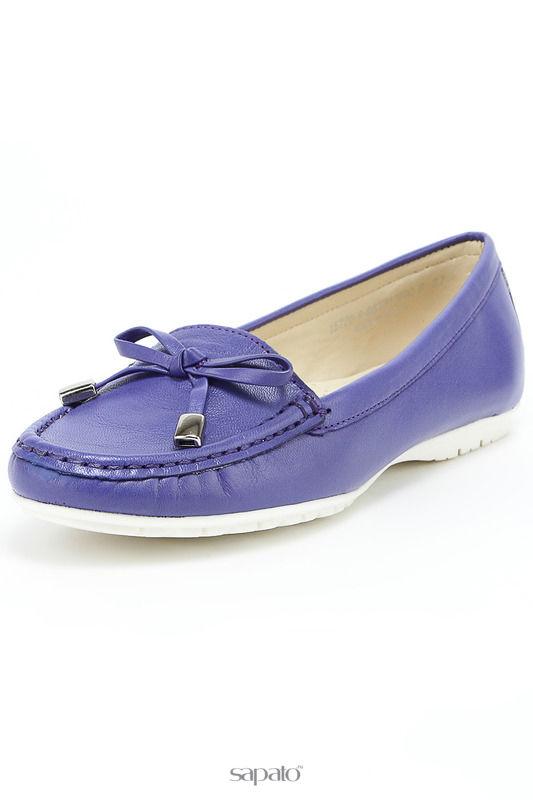 Мокасины Alba Мокасины фиолетовые