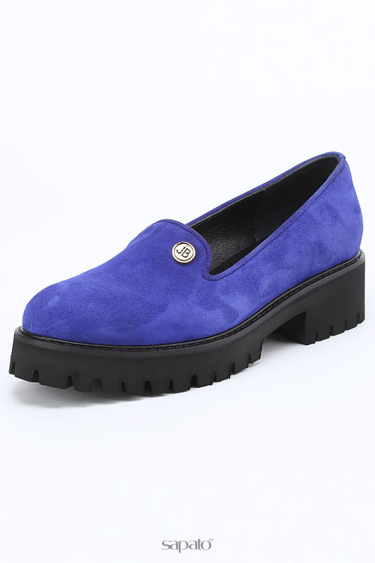Туфли JTI BELLA Туфли синие