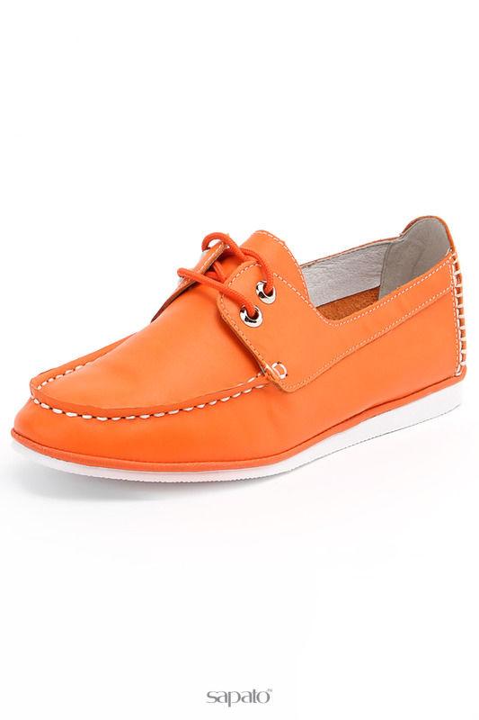 Ботинки Evita Полуботинки оранжевые