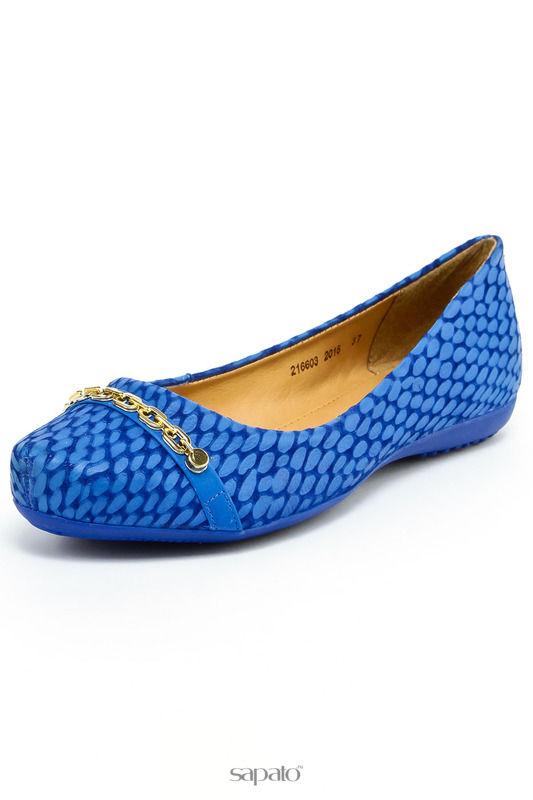 Балетки Goergo Балетки синие