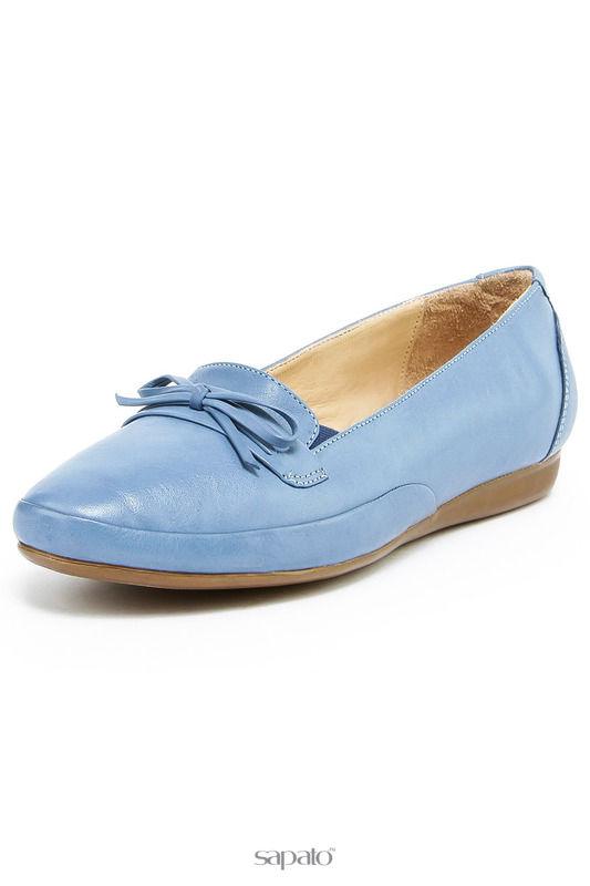 Туфли Goergo Туфли летние голубые