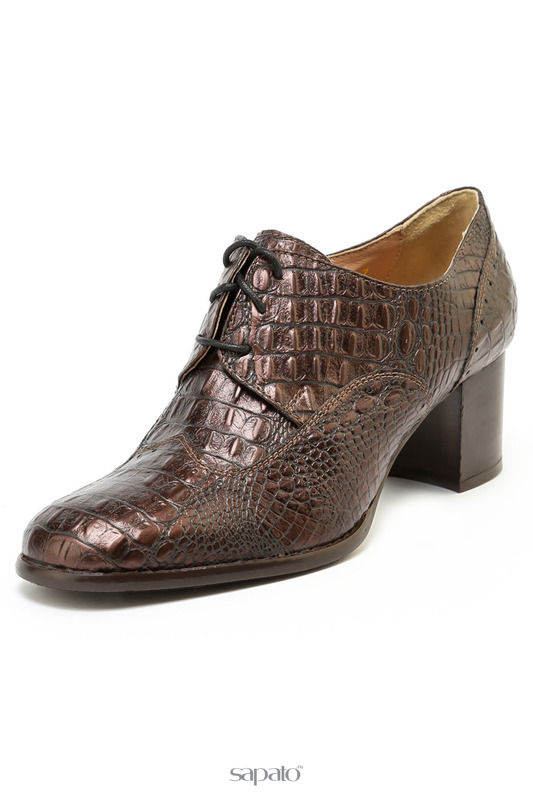 Туфли La Gatta Туфли коричневые