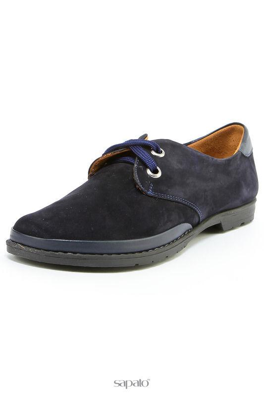 Ботинки Goergo Полуботинки синие