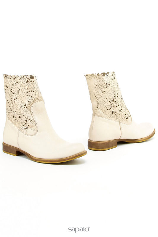 Ботинки Goergo Ботинки бежевые