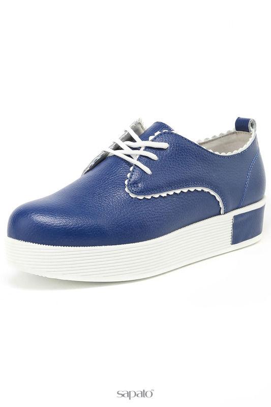 "Ботинки Palazzo D""oro Ботинки синие"