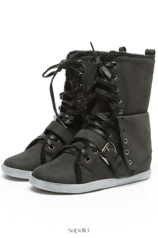 Ботинки Brucco Ботинки чёрные