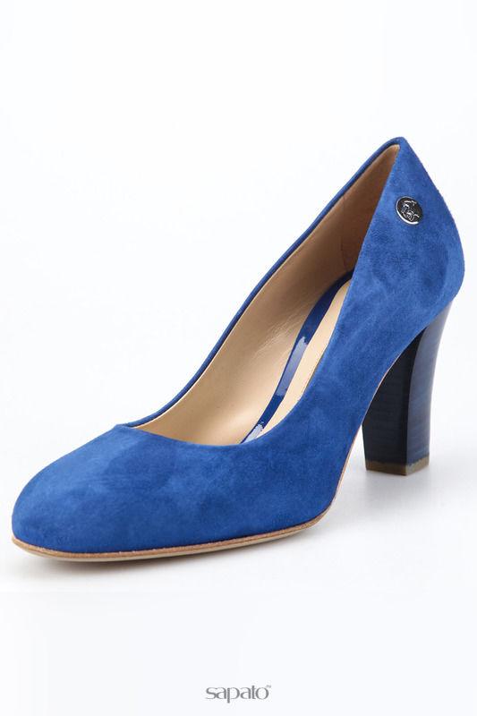 Туфли Norma J. Baker Туфли голубые
